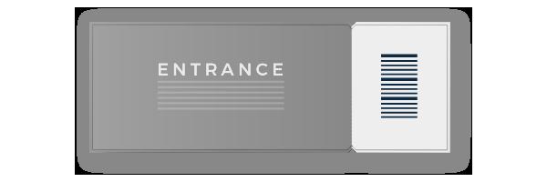 入場チケット カテゴリー4